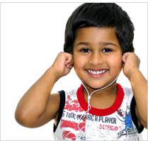Hörstörungen bei Kleinkindern