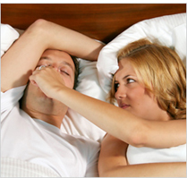 Schlafapnoe-Therapie